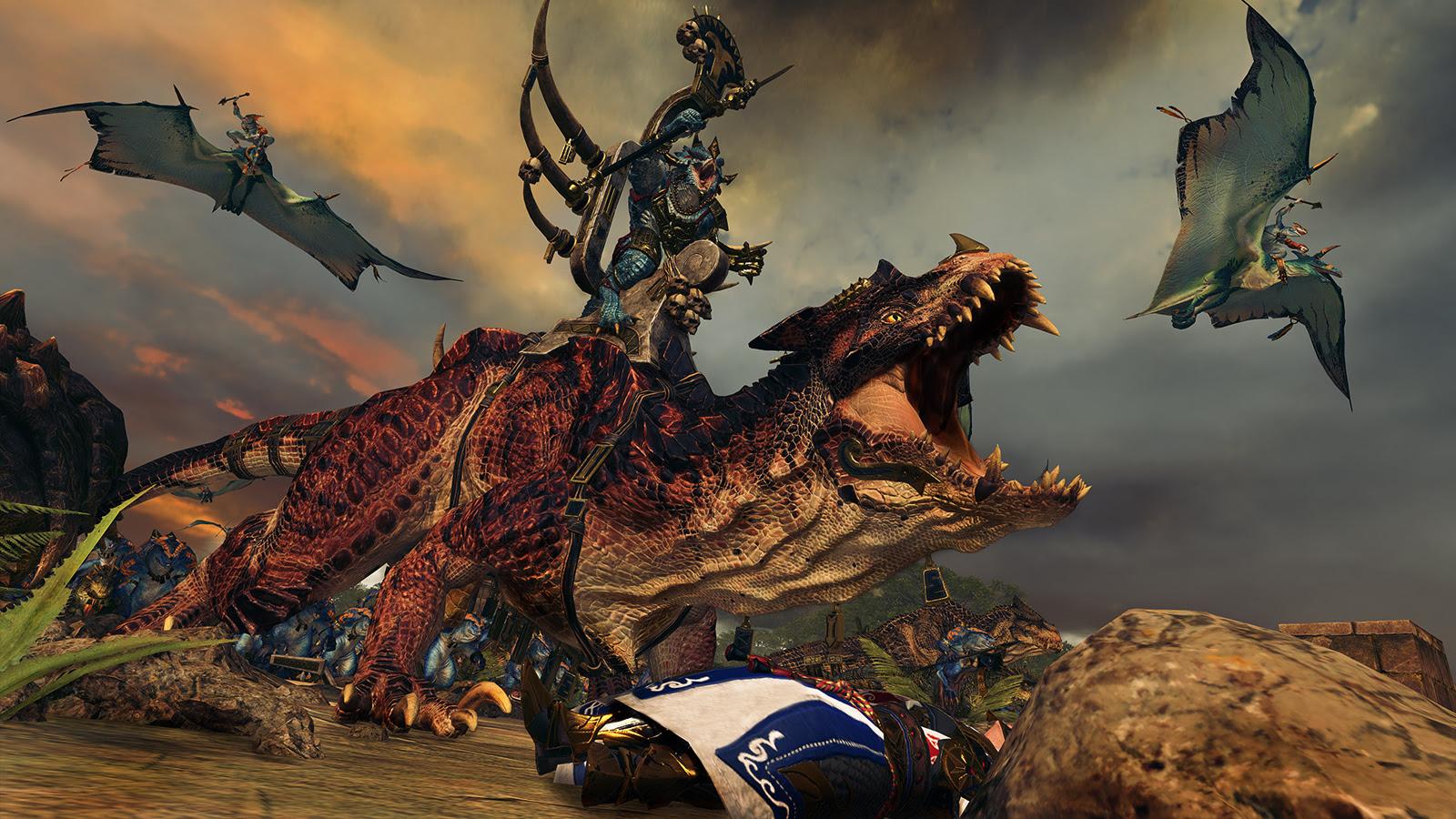 Looks like Total War: Warhammer II is off to a good start screenshot