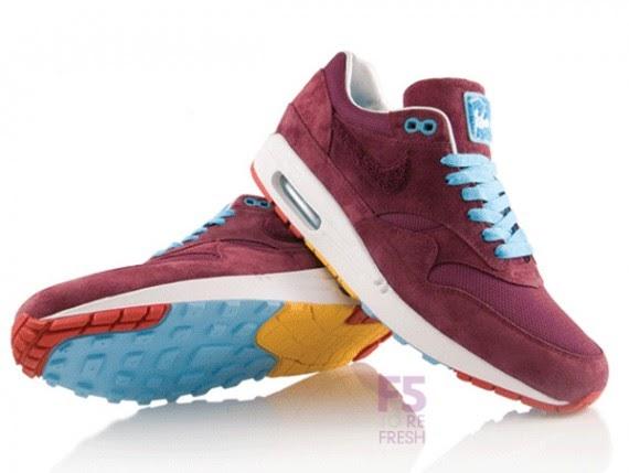 32b303f97c2979 SNEAKERS LAND  Parra x Patta x Nike Air Max 1