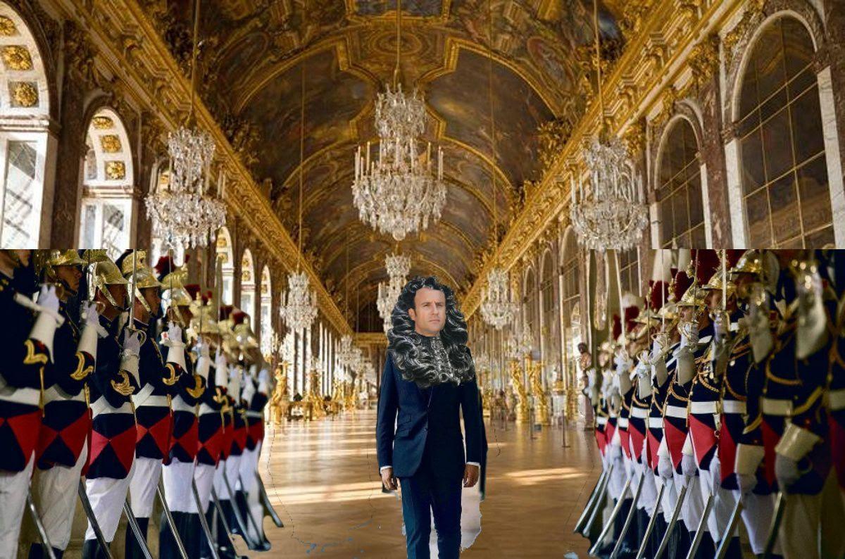 si Versailles nous était compté