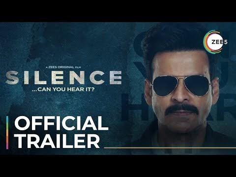 Silence Hindi Movie Trailer