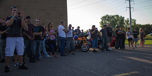 Last Tuesdays Sportbike Night July 2012