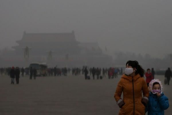 23η Ιανουαρίου 2013 httpedition.cnn. Com20130129asiagallerybeijing νέφος κακό ρύπανση στο Πεκίνο (20 φωτογραφίες)