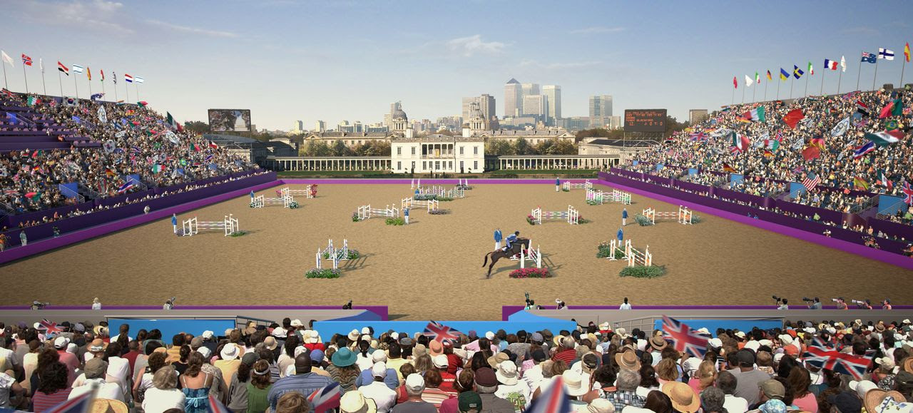 grace and power of equestrian events at this summer\'s olympic