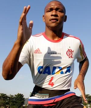 Samir, Flamengo (Foto: Gilvan de Souza / Flamengo)