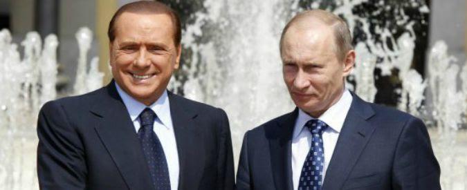 Berlusconi, la passerella con Putin in Crimea che imbarazza Ue e Ucraina