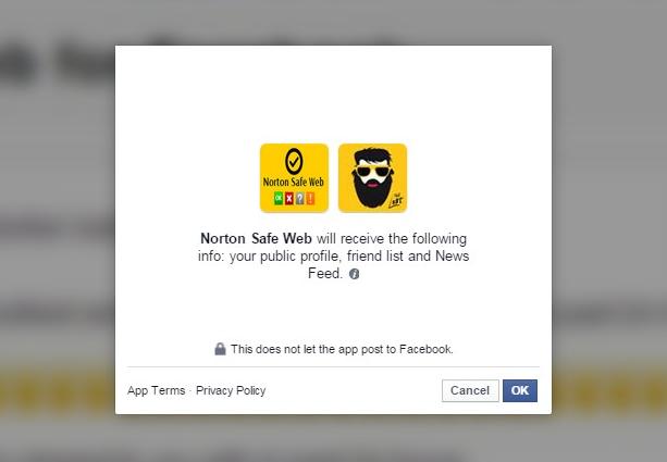 Scan Facebook Profile For Viruses & Spam