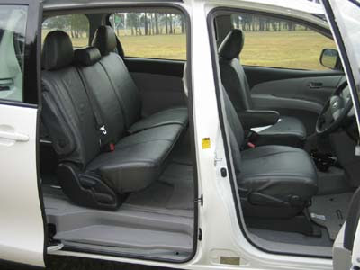 Toyota Tarago Wheelchair Accessible Vehicles Taxis