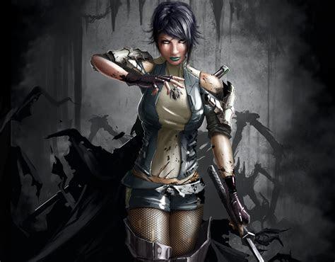 women warrior full hd wallpaper  background image