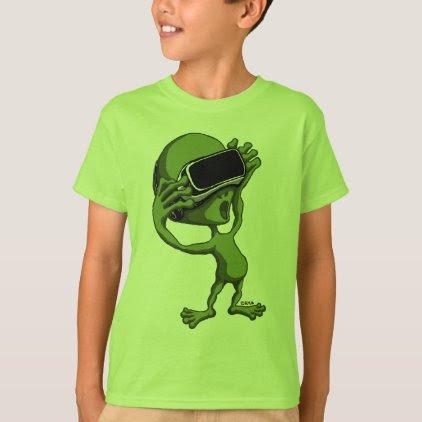 VR Alien T-Shirt