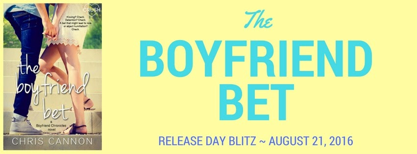Book Bite Reviews: {New Release} The Boyfriend Bet by