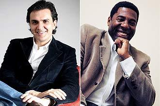 Chalita (à esq.) e Netinho são pré-candidatos em SP