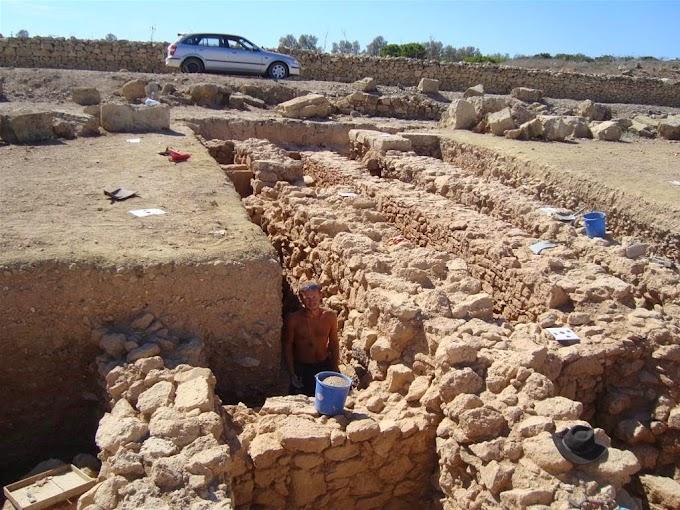 Ανακαλύφθηκε η Αγορά της «ελληνιστικής » περιόδου στην Πάφο