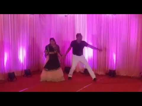 ALOK SHUKLA DANCE WITH HIS WIFE MONA SHUKLA