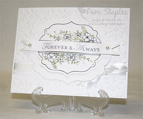 stampin up wedding cards   Wedding Card ? SunnyGirlScraps