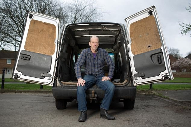 Clive (pictured) has fathered 65 children - with 14 more on the way - and hopes to reach 100