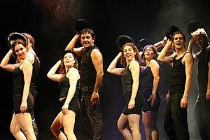A modern chorus line