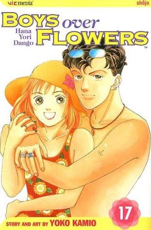 Books in the Spotlight: Manga Mondays: Boys Over Flowers ...