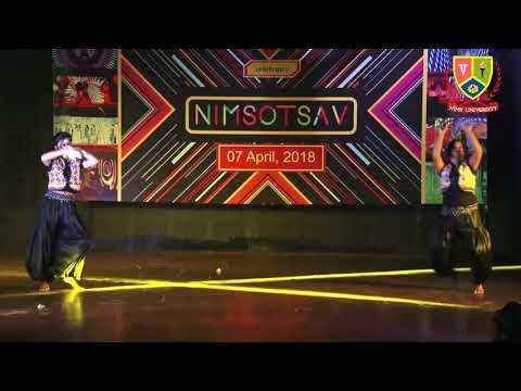 Energetic Dance Performance : Nimsotsav | Nims University Jaipur | Desh Bhakti Songs