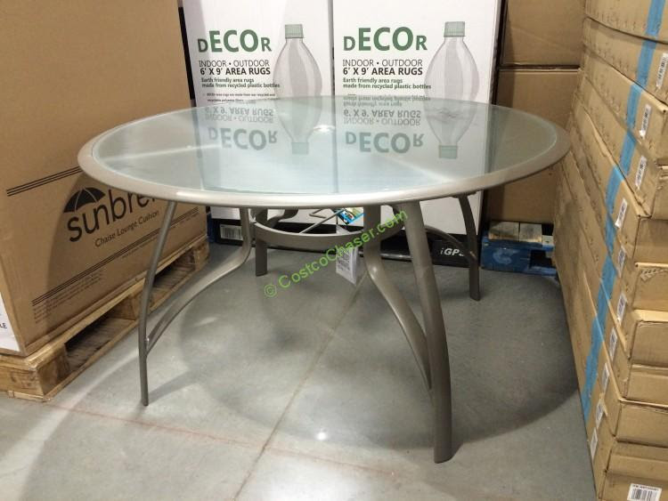 """Kirkland Signature Commercial 50"""" Round Table - CostcoChaser"""