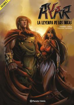 Ayar La Leyenda De Los Incas Comic