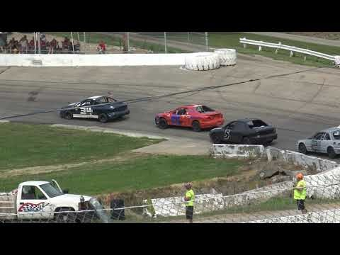 Shady Bowl Speedway | 7/4/21 | Farmer's Vs Gettin' There's | B-Feature