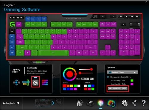 Logitech Gaming Software Fortnite Applet | Fortnite