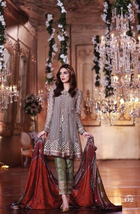 Maria.B 2017 Eid Mbroidered Collection With Price Full