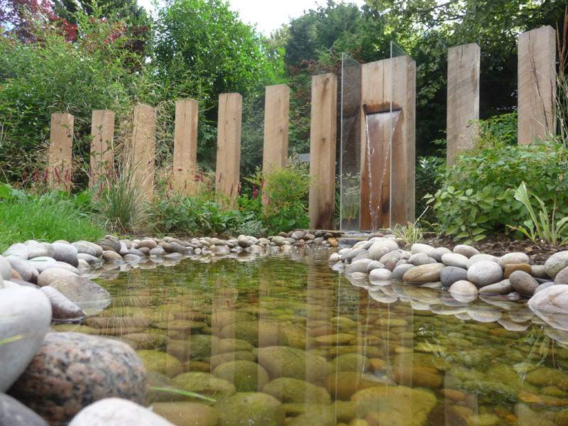 Arts Crafts Garden Complete Julian Tatlock Landscape And Garden