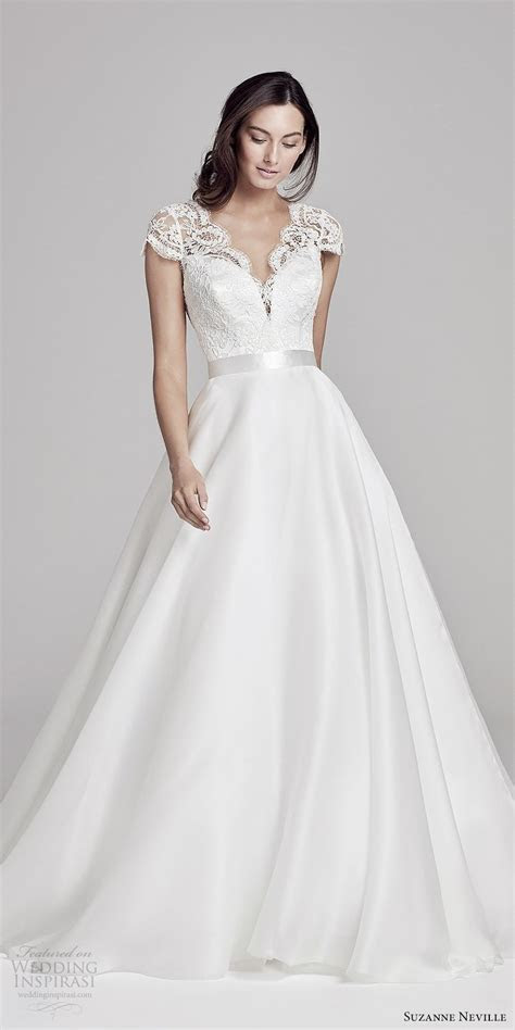 Suzanne Neville 2019 Wedding Dresses   Wedding Inspirasi