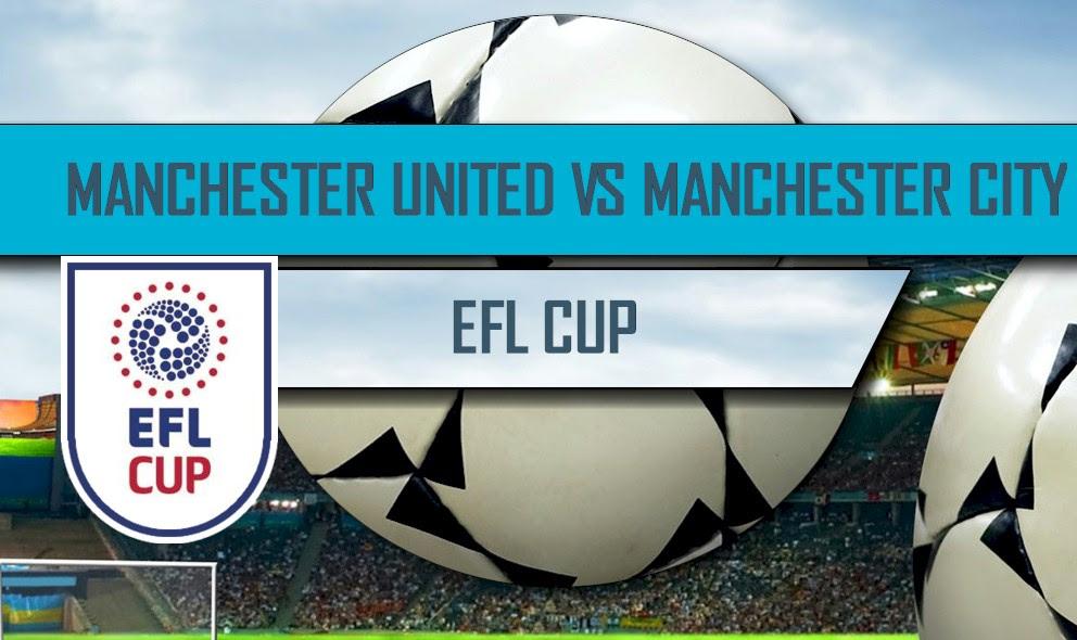 Manchester United vs Manchester City Score Ignites EFL Cup