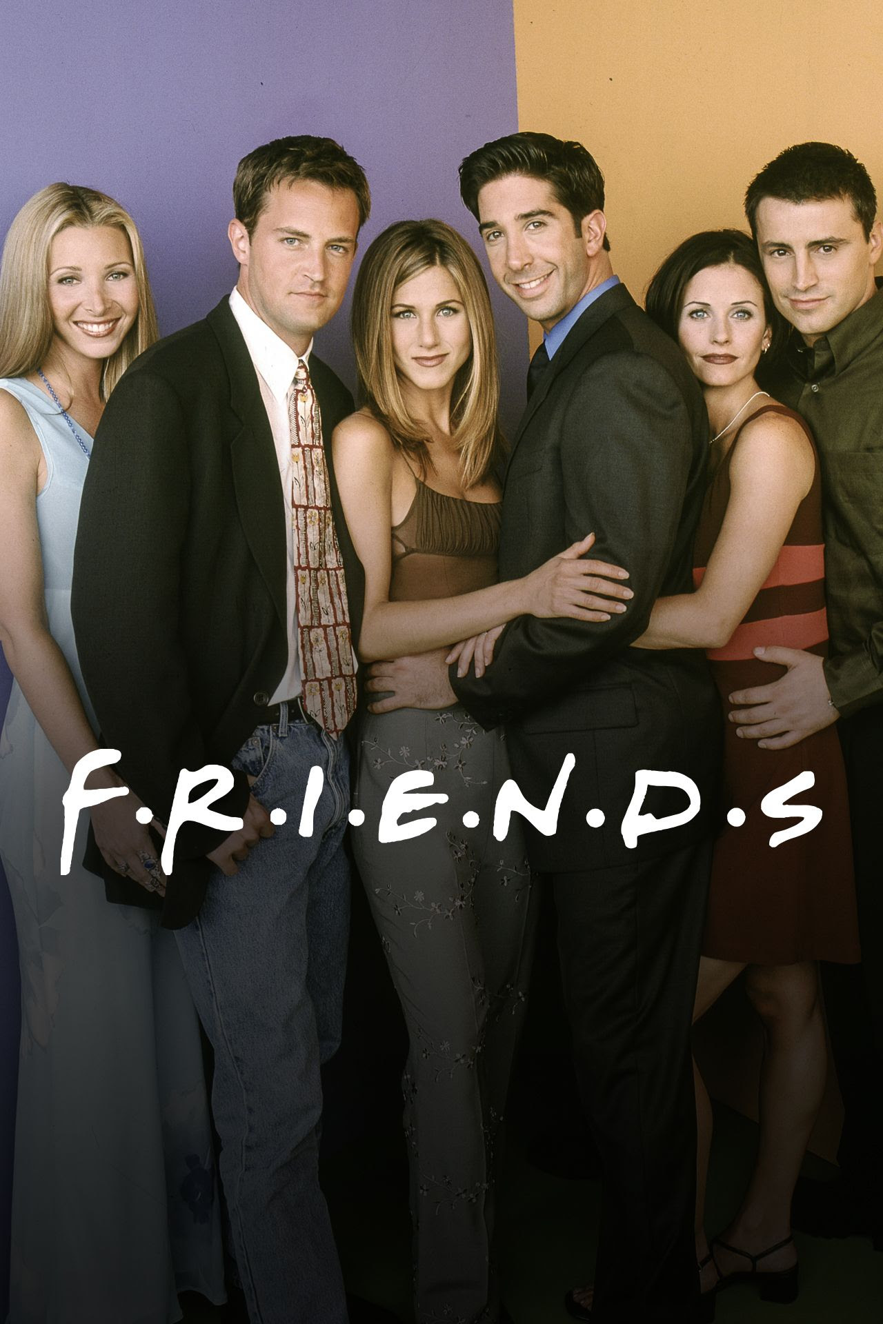 Friends | Paramount Network