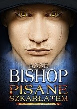 Pisane szkarłatem - Anne Bishop