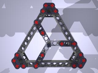 Die nxte ebene lego dreiecke for Stabile dreiecke