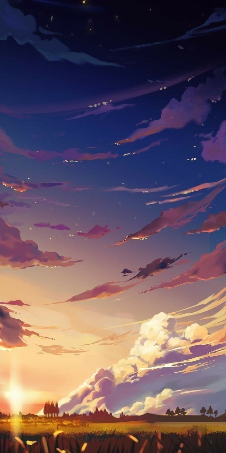 View 4K Wallpaper Anime Scenery Pictures