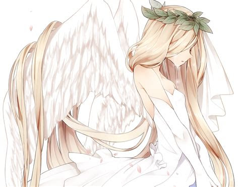 anime angel wings hd image pixelstalknet