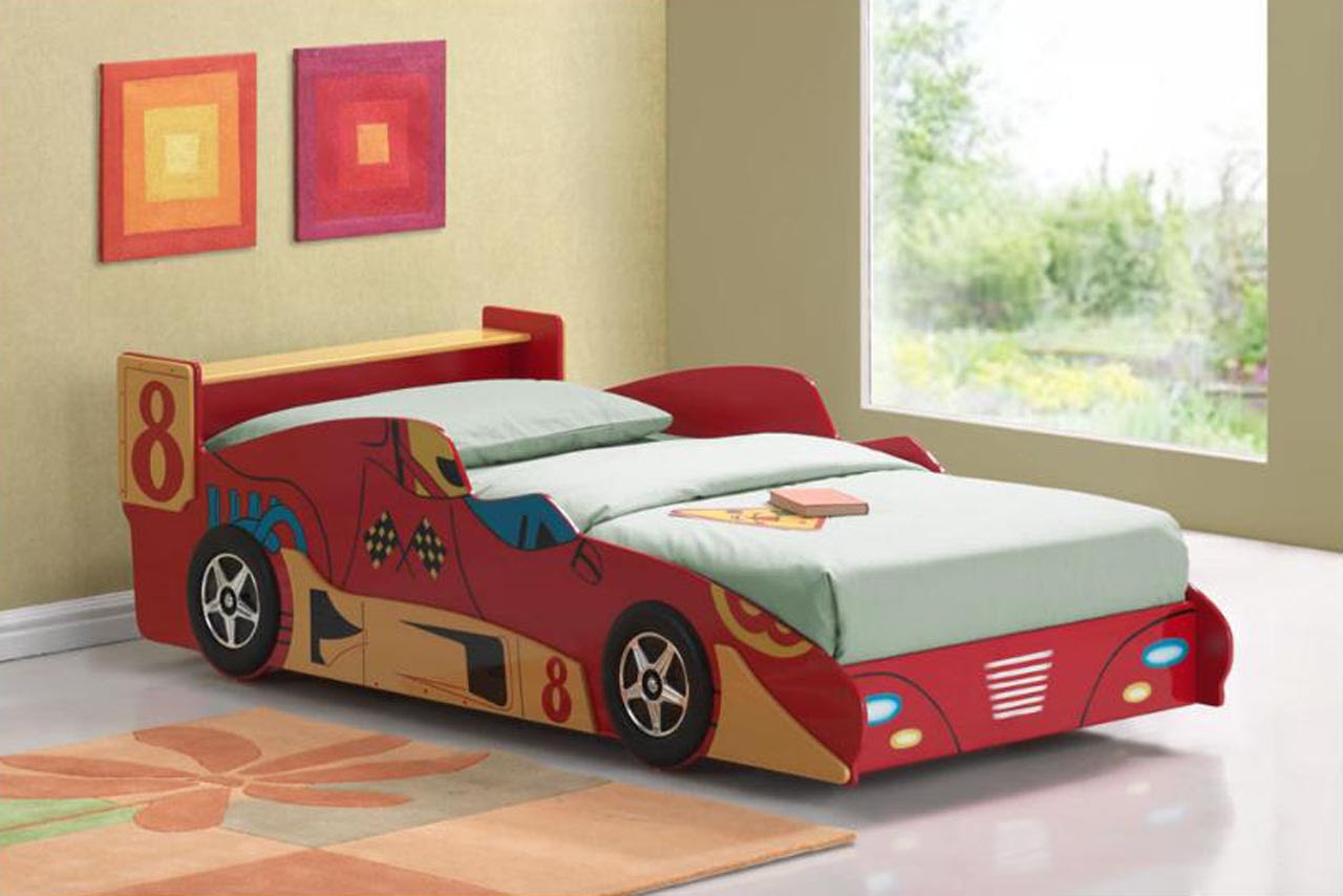13-Sport-Car-Inspired-Bed