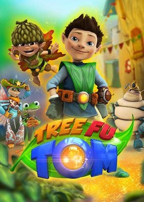 Tree Fu Tom - Season 1