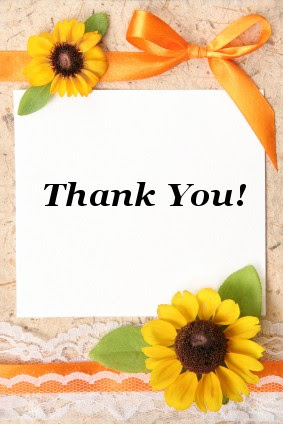 Thank You Cards And Letters