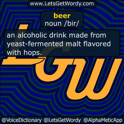 beer 09/29/2017 GFX Definition