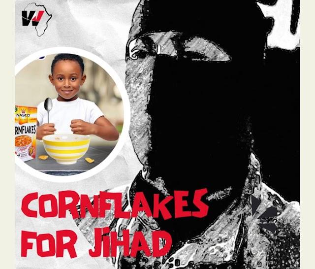 Nasco Cornflakes is sponsored by BokoHaram!