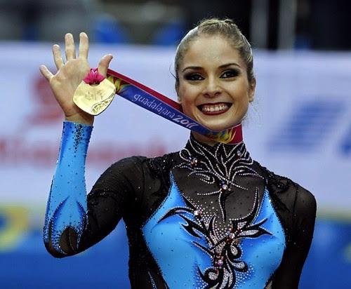 Más oro y plata para Cynthia Valdez en los Panamericanos de Guadalajara by RunMX.com
