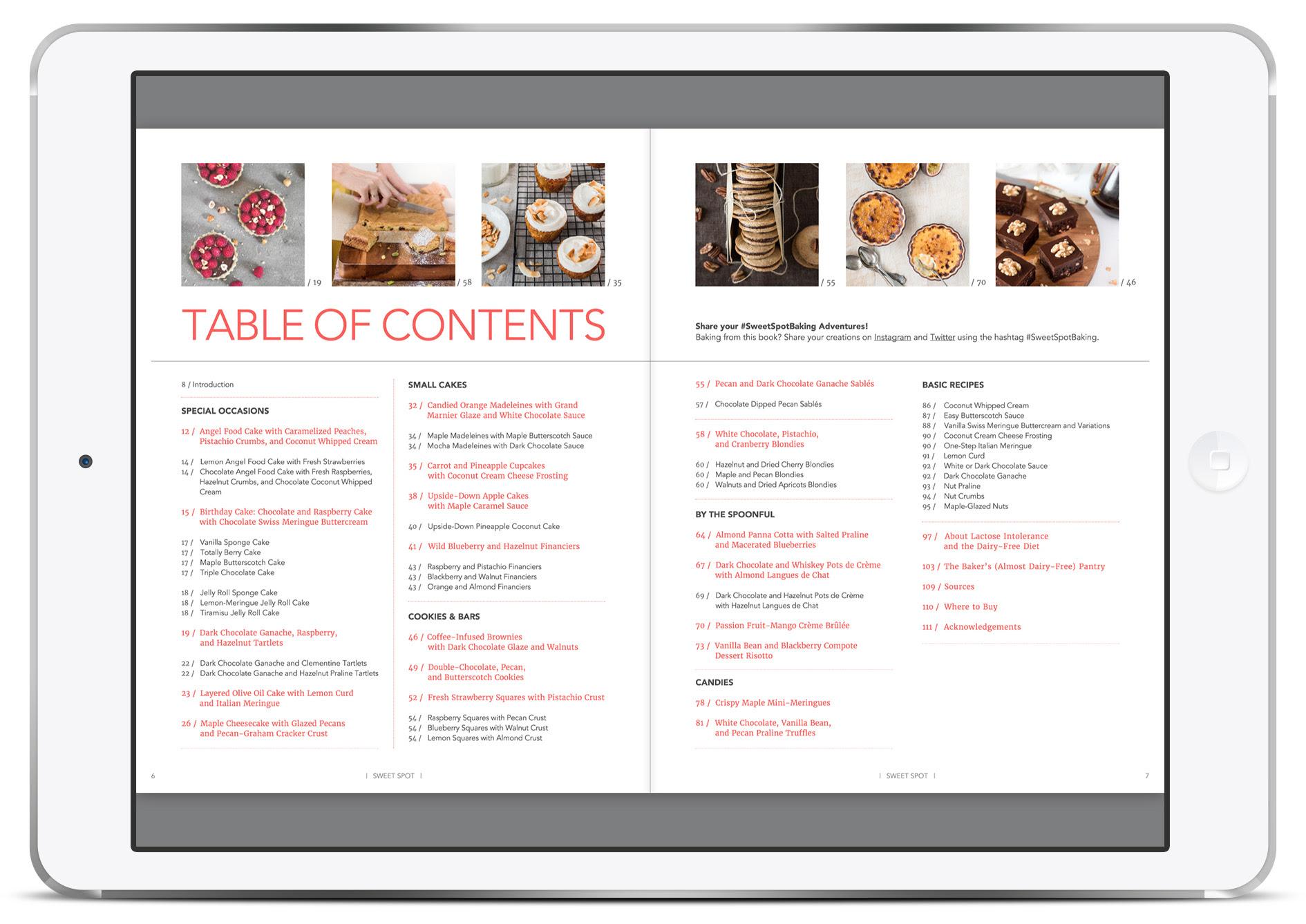 New Dessert Cookbook: Sweet Spot   Food Nouveau
