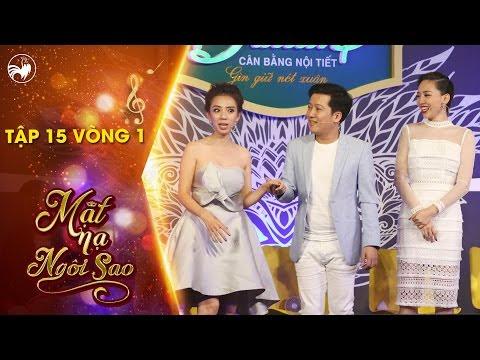 Mặt nạ ngôi sao | Tập 15 vòng 1: Trường Giang tiết lộ mối quan hệ giữa Thu Trang và Phạm Văn Mách