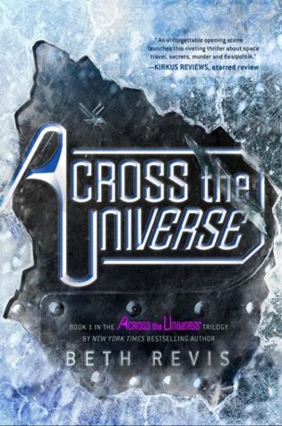 Across the Universe (Across the Universe, #1)
