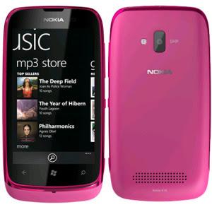 Nokia Lumia 610C. Lumia 610