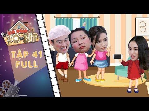 Gia đình sô - bít| Tập 41 full: Bác Sự, Chị Lý, Thiên Thanh háo hức làm Youtube và nhận cái kết đắng