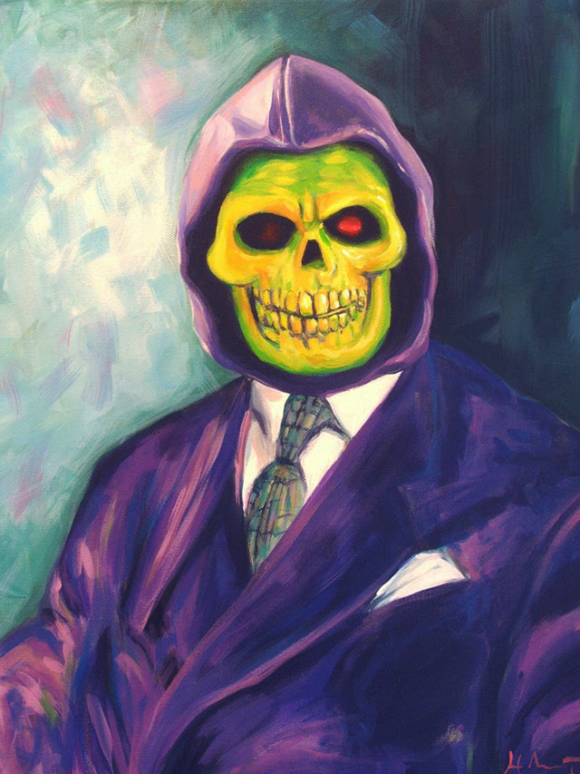 Sir Skeletor