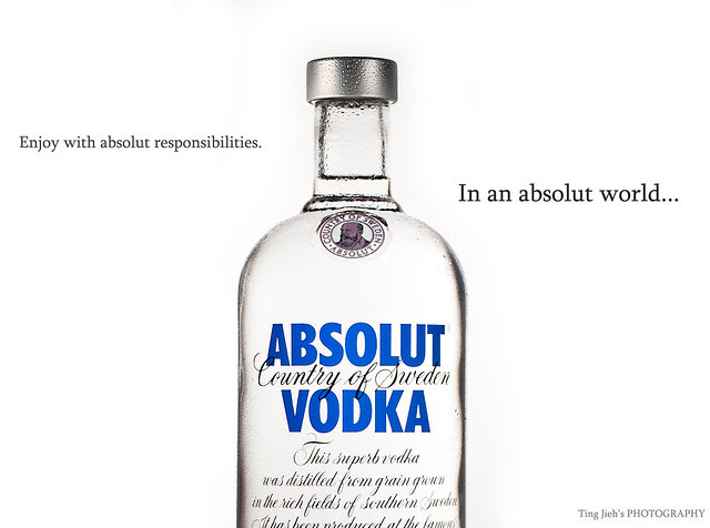 Enjoy with absolut responsibilities