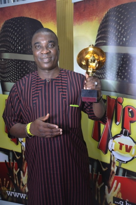 The Headies 2013 Kwame Photos: Olamide Dominates 2013 HEADIES Awards With 3 Wins + Full List of All Winners