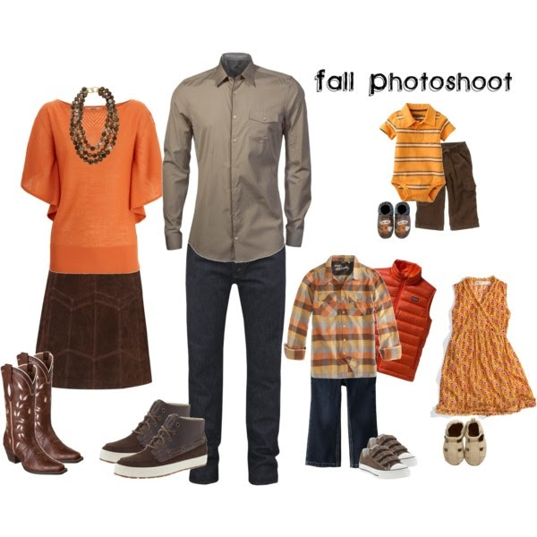 Outfit Ideas For A Fall Family Photo Session Erin Usawicz Photography